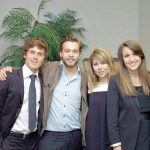 International Business English (IBE) Students
