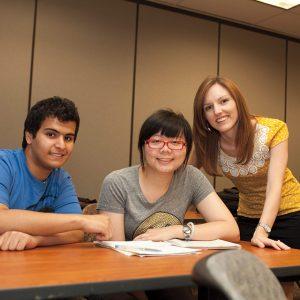 ALI Students