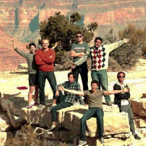 ALI Students at the Grand Canyon
