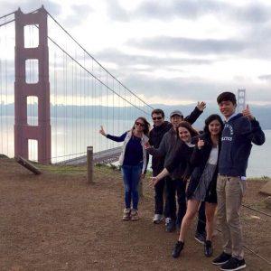 ALI Students in San Francisco