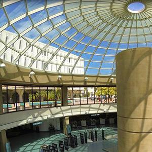 SDSU Library Dome