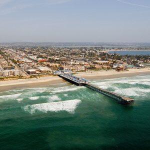 Pacific Beach, San Diego, Calif.