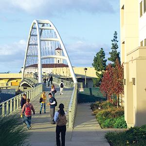SDSU Bridge