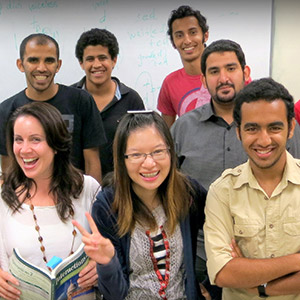 EAP Students
