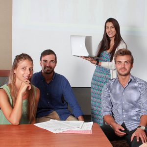 Social Entrepreneurship Program at the ALI