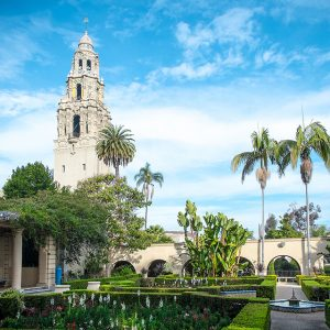 Balboa Park Neighborhood