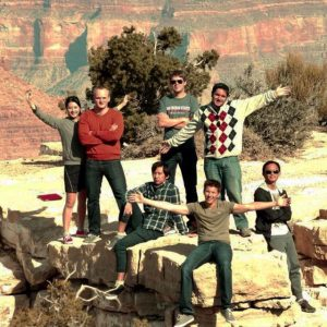 ALI Students at the Grand Canyon