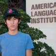 When Hiroki Matsunaga heard about SDSU's American Language Institute it was like music to the ears of someone who has played piano since childhood.