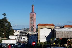 Mosque in Tangier